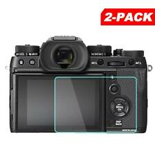 2x Tempered Glass Screen Protector for Fuji Fujifilm X-T2 X-T1 XT2 XT1 Camera