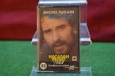 ** ANCIENNE K7 AUDIO CASSETTE MICHEL FUGAIN PAS CD DISQUE VINYLE