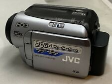 JVC EVERIO GZ-MG20EK - hard disk drive camcorder
