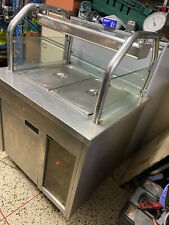 More details for used buffet display warmer