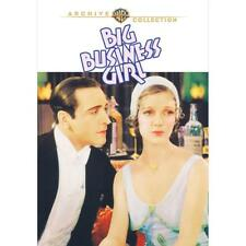 Big Business Girl 1931 DVD Loretta Young, Frank Albertson, Ricardo Cortez