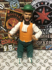Hornswoggle Swoggle Dirty Face WITH HAT WWF WWE TNA AEW Jakks Figure