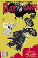 Batvark 1 Dave Sim Bob Kane Batman Cover Low Print Run 1st Print New NM