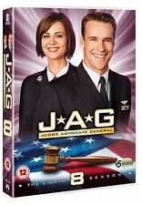 JAG - Season 8 [DVD] David James Elliott, Catherine Bell Brand New and Sealed