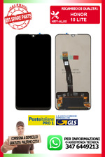 LCD DISPLAY VETRO TOUCH SCHERMO PER HONOR 10 LITE HRY-AL00 NERO
