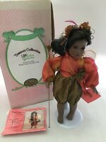Amber The Woodland Fairy Porcelain Doll Paradise Galleries Patricia Rose