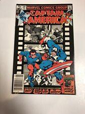 Captain America (1983) # 281 (NM) Canadian Price Variant CPV...