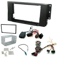 Range Rover Sport Discovery Car Stereo Fitting Kit & Harman Kardon Amp Bypass