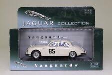 Jaguar MKII #85 Tour de France Vanguards Va08404 1/43 Consten Renel UK British