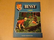 BD EO STUDIO VANDERSTEEN / BESSY N° 53
