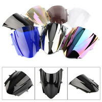Motorcycle Front Windshield WindScreen For Triumph Daytona 675 2013-2016 2015