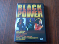 Black Power (2006) DVD J. Jackson-Barry White-W. Housten-Prince-- Kravitz u.a.