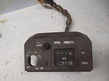 kawasaki KZ1000ltd trip meter odometer 1981 1982 KZ1100A KZ1000K kz1100 spectre