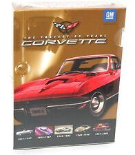 Corvette: The Fastest 50 Years (DVD, 2004, 2-Disc Set)