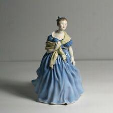 Vintage Royal Doulton Adrienne Porcelain Figurine ~ Excellent Condition