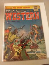 Prize Comics Western #112 1955