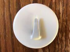 """New! Miles Kimball White Magnetic Wreath Hanger - 2 3/4"""""""
