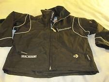 EUC Hard Corps Da Kine Black Snow Board / Ski Jacket Coat Men's sz 42~ 0660