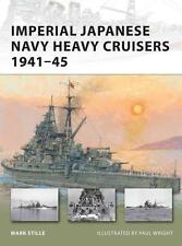 Osprey New Vanguard 176: IMPERIAL JAPANESE NAVY HEAVY Cruisers NEU