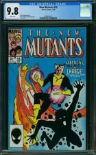 New Mutants #35 CGC 9.8 -- 1983 -- Chris Claremont. Magneto. #2008859017