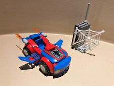 LEGO 10665 Super Heroes Set Spider-Man Spider-Car Pursuit - No figures or manual