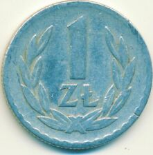 COIN / POLAND / 1 ZLOTY 1949                     #WT13843