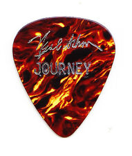 Journey Neal Schon Signature Brown Faux Tortoise Guitar Pick #2 1981 Escape Tour
