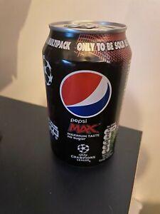Pepsi Max Can   Single Can   Unused