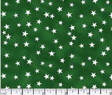 2 yards Lucky Stars Hunter  Fabric