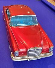 1968 MERCEDES 280SE COUPE ~ 1:8 SCALE DIECAST MODEL ~ RARE FIND