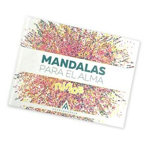 Mandalas for the Soul - mandalas coloring book for kids and adults