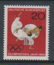 Germany (West) - 1964, Olympic Year (Judo) stamp - M/M - SG 1356