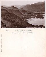 1920's HEAD OF DERWENTWATER KESWICK LAKE DISTRICT CUMBRIA UNUSED POSTCARD