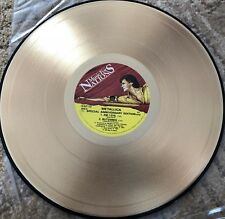 "Metallica Creeping Death 12"" Gold Vinyl"