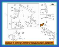 Genuine OEM Toyota 13 14 15 16 17 RAV4 Radiator Side Support Bracket Right #12
