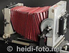 Bermpohl Großformat Largeformat Plattenkamera 13x18 9x12 made i.germany