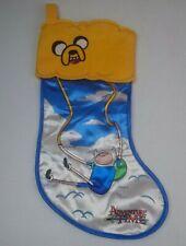 "Adventure Time 17"" Christmas Stocking Kurt Adler"