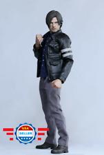 "1/6 Leon Scott Kennedy Resident Evil Jacket Clothing Set For 12"" Male Figure"