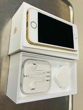 Near New Condition Unlocked - Iphone 5 SE 128GB Gold