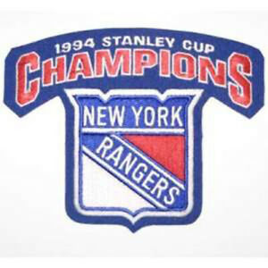 New York Rangers 1994 Stanley Cup Champs Mens Long Sleeve Polo XS-6XL, LT-4XLT
