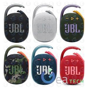 JBL CLIP 4 Speaker Bluetooth Cassa Altoparlante Waterproof e Dustproof IP67