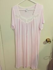 Like New Ladies size 12-14 Pink and Lace  Nighty by Target