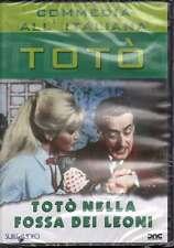 Toto' Nella Fossa Dei Leoni DVD Arturo Bragaglia / Toto' Sigillato 8026120166855