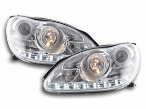 Coppia fari fanali anteriori con LED Mercedes-Benz S-Class (220) 02-05