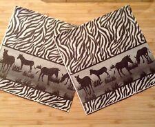 Africa Safari Modern Paper Napkins Serviettes Design 3 Ply Pack Of 20 sealed