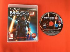 Mass Effect 3 PLAYSTATION 3 PS3 Pal Boxed