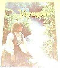 Voyageur Magazine 1975 Vol 3 No 10 Beautiful Color Photos Nice See!