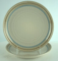 2 Noritake China PAINTED DESERT Salad Plates 8.25""