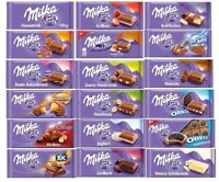 Milka Chocolate Collection - three (3) Bars of your choice - Old German Brand