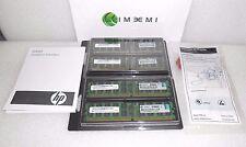 HP ORIGINAL AH254A 16GB (4X4GB)SINGLE RANK PC2-4200 MB/S (DDR2-533) REG.x BL870C